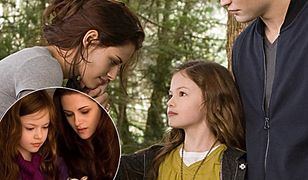 """""""Zmierzch"""": jak wygląda córka Belli po latach? Już nie jest małą dziewczynką. Ma 21 lat i wyrosła na piękność"""