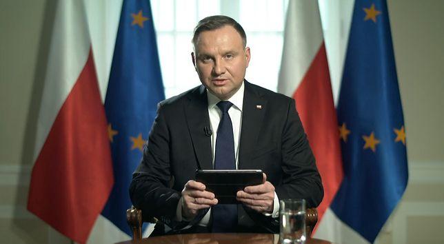 Zaprzysiężenie Andrzeja Dudy. Roman Giertych nie rozumie opozycji