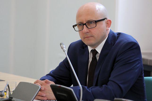 Nieoczekiwana rezygnacja sędziego Dariusza Drajewicza