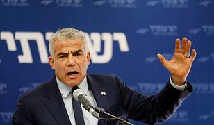 Gwałtowna reakcja izraelskiego polityka