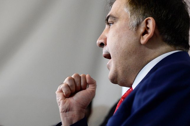 Micheil Saakaszwili: wydalenie mnie z Ukrainy było bezprawne