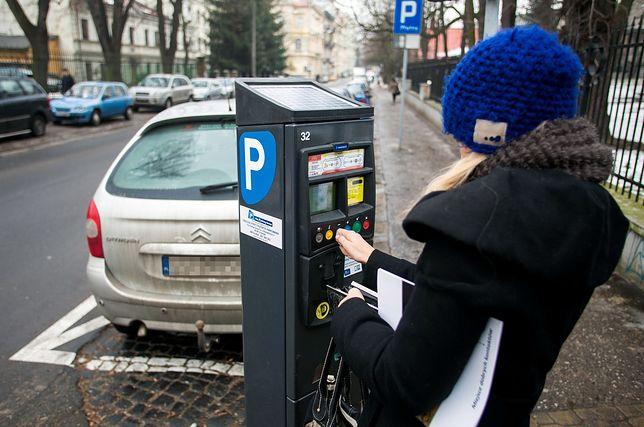 Mandat za parkowanie z 2014 roku? W Lublinie to standard