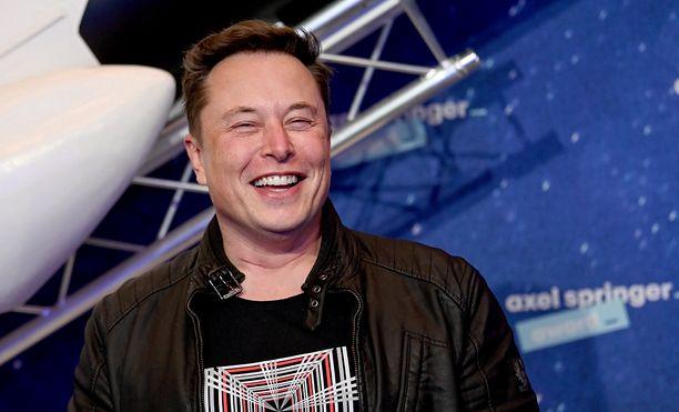 Elon Musk chwali Cyberpunka 2077.  (Photo by Britta Pedersen-Pool/Getty Images)