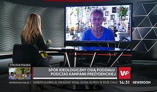 """Wybory 2020. Prof. Monika Płatek o starcie Rafała Trzaskowskiego. """"Zmieniłam zdanie"""""""