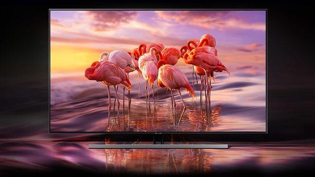 Telewizory Samsung 4K QLED mają wiele przydatnych funkcji dla graczy, fot. Samsung