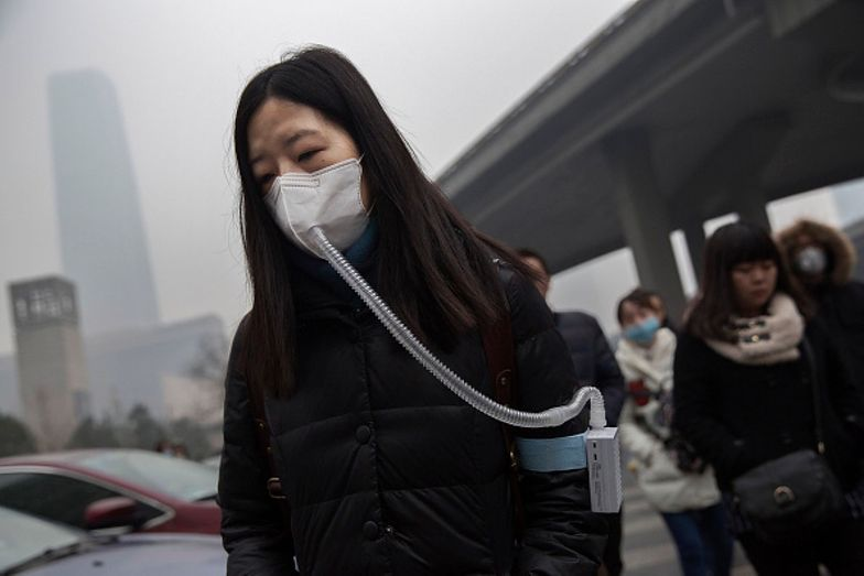 Chiny zaniżają poziom zanieczyszczenia powietrza. Tak wynika z badań