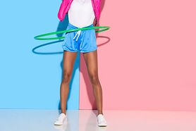 Hula-hop - efekty, trening, ćwiczenia
