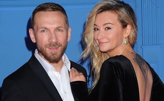 Przemysław Kossakowski i Martyna Wojciechowska są już po ślubie