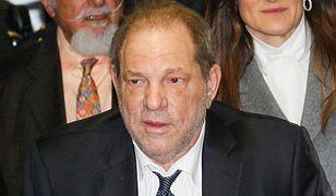 Harvey Weinstein został oskarżony przez kolejną kobietę. Chodzi o sprawę sprzed 20 lat