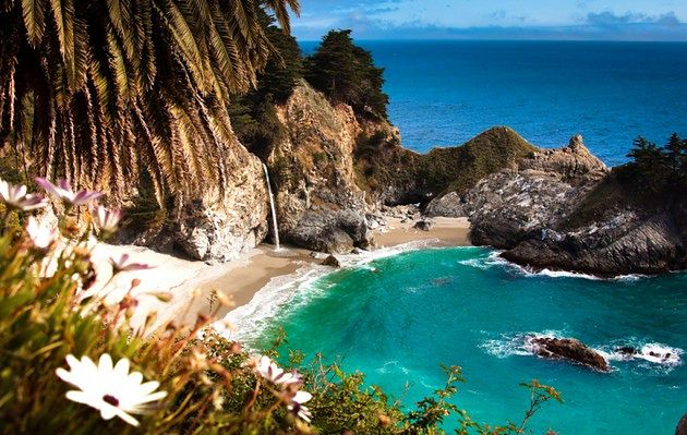 USA - ferie w Kalifornii