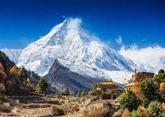 Himalaje - królewskie góry z lotu ptaka
