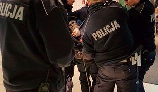 Szczecin: atak nożownika w centrum handlowym. Dwie osoby ranne