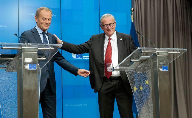 Donalda Tuska i Jean-Claude'a Juncker łączyły skomplikowane relacje