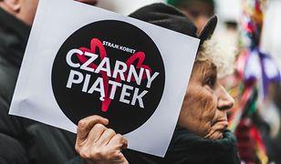 """55 tys. osób wzięło udział w """"Czarnym Piątku"""" w stolicy"""