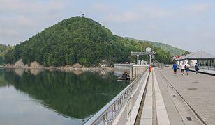 Budowa zapory i Elektrowni Solina trwała od 1961 do 1968 r.