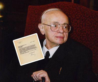 Stanisław Lem odmówił płacenia składek ZUS