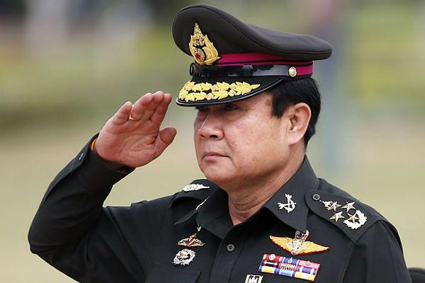 Generał Prayuth Chan-ocha wybrany premierem w Tajlandii