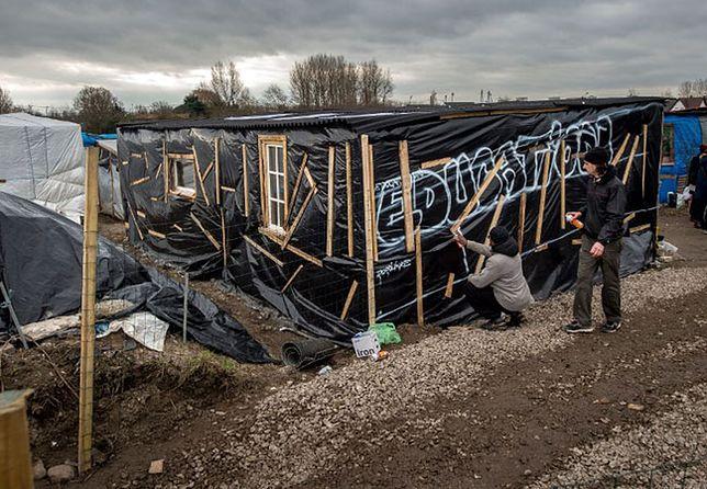 Obóz pod Calais