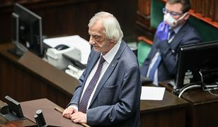 Sejm. Ostre spięcie między Ryszardem Terleckim z Pawłem Zalewskim