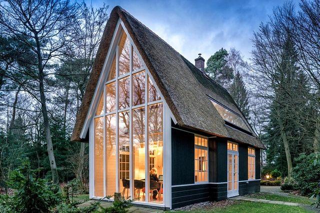 Rustykalne domy o niepowtarzalnym uroku