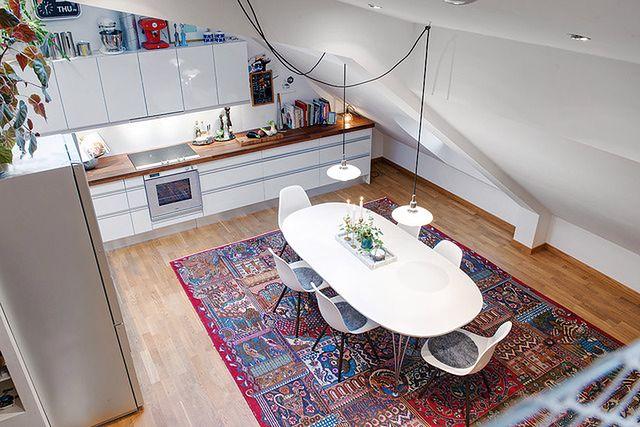 Skandynawskie mieszkanie z duszą