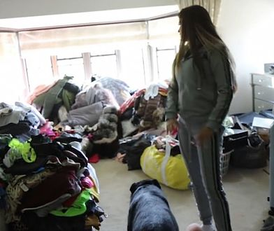 Katie Price i jej dom