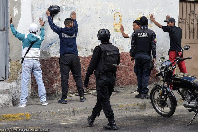 Mężczyźni, którzy zaatakowali dziennikarza to członkowie FAES