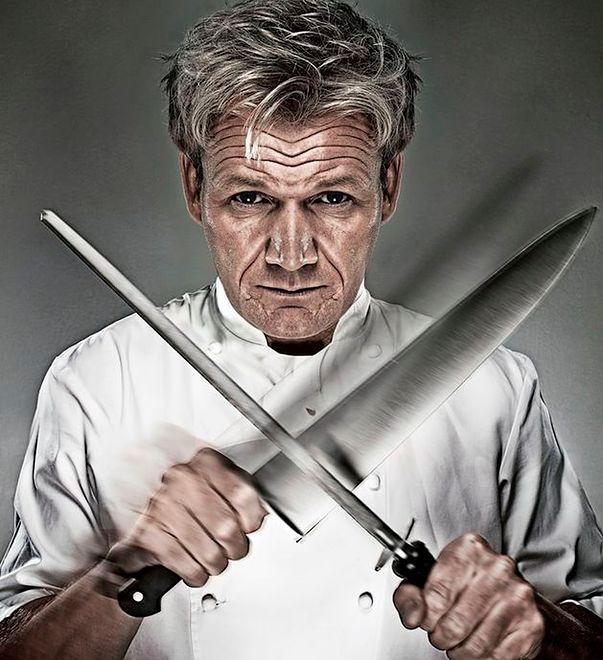 Gordon Ramsay ulubionym kucharzem Polaków!