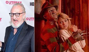 Król horroru został gwiazdą telewizji. Freddy Krueger bardzo mu pomógł