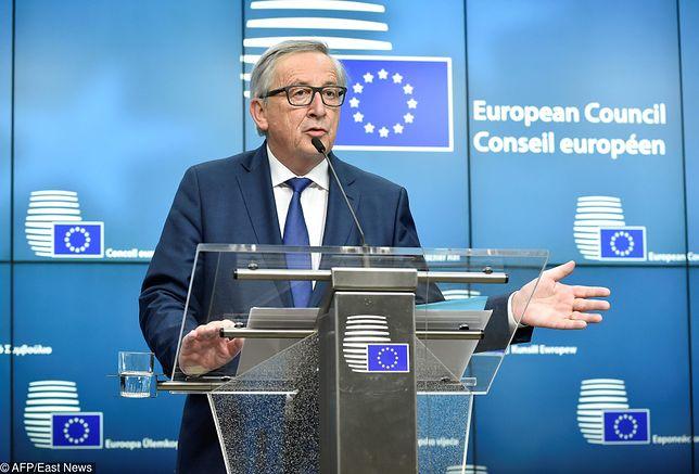 Przewodniczący Komisji Europejskiej Jean Claude Juncker nie zdradził czy reformy PiS w sprawie sądownictwa zakończą spór z Polską