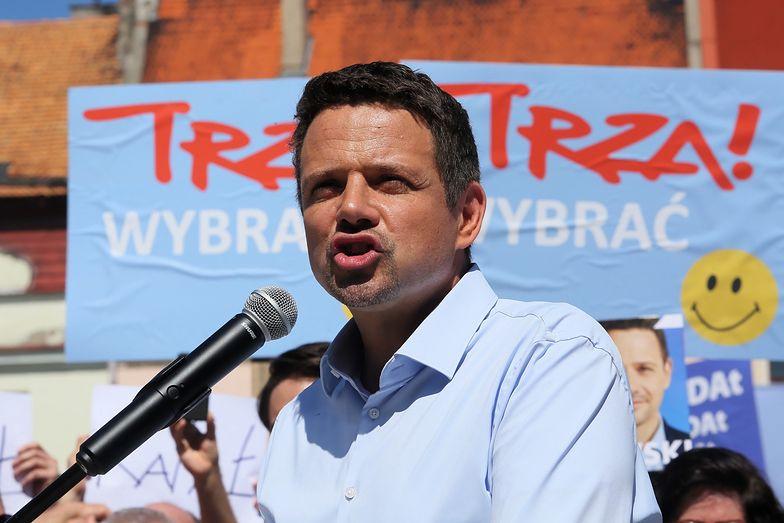 Wybory 2020. Mateusz Morawiecki ostro o Rafale Trzaskowskim: Widać, co to za nieudacznik