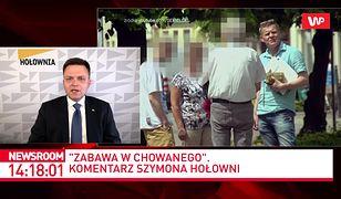 """Szymon Hołownia o filmie """"Zabawa w chowanego"""": """"To się nie może przedawniać"""""""