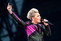 Pink na Stadionie Narodowym. Niebywałe show w centrum miasta i utrudnienia na Saskiej Kępie