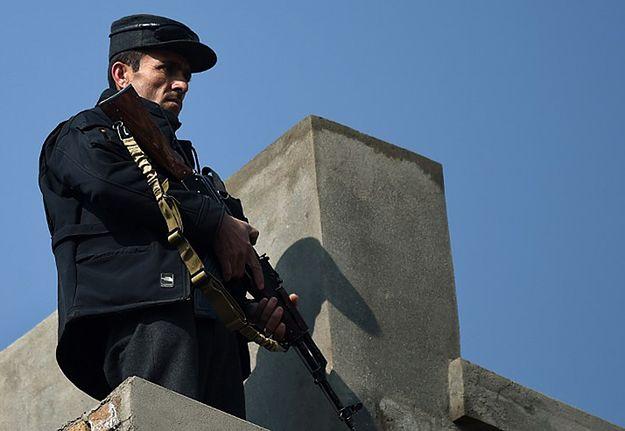 Atak na świątynię w Kabulu. Są zabici i ranni