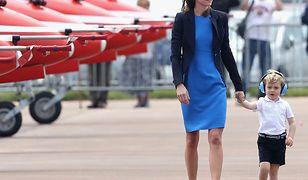 LOOK OF THE DAY: Kate Middleton w sukience Stella McCartney