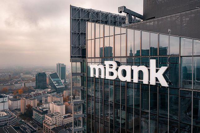 mBank zwróci pieniądze klientom. Kluczowa decyzja UOKiK