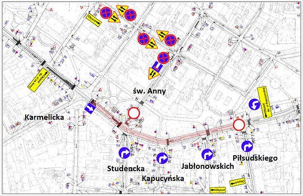 Uwaga na utrudnienia! Jakie remonty czekają nas w Krakowie?