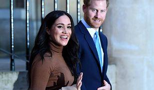 Rasizm w brytyjskich mediach? Burza po wywiadzie Meghan i Harry'ego