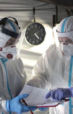 Koronawirus w Polsce. Nowy raport Ministerstwa Zdrowia (20 czerwca)