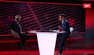 """""""Wyborczy Grill"""". Marek Belka o filmie Sekielskiego: po 40 minutach wyłączyłem, to jest straszne"""
