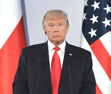 Donald Trump zapowiada rozbudowę arsenału nuklearnego USA