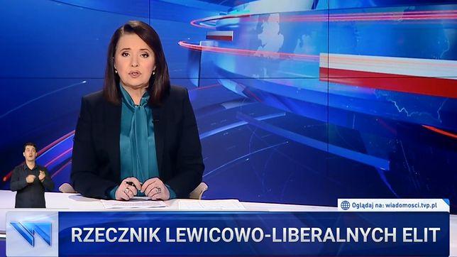 """Adam Bodnar był wg TVP """"rzecznikiem lewicowo-liberalnych elit"""""""