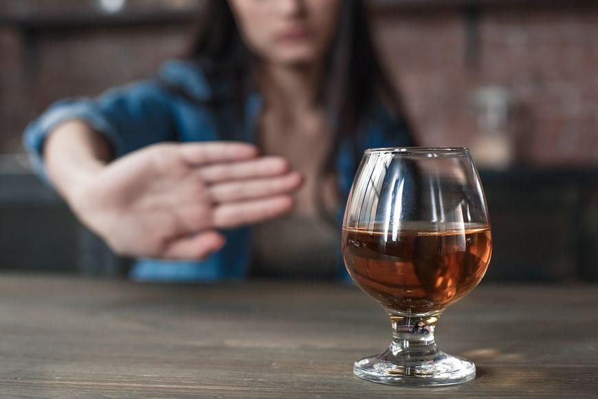 Nie pić w ogóle