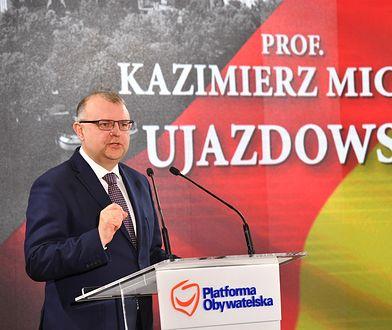 Kazimierz Ujazdowski nie będzie kandydatem PO na prezydenta Wrocławia. To Nowoczesna go wybierze