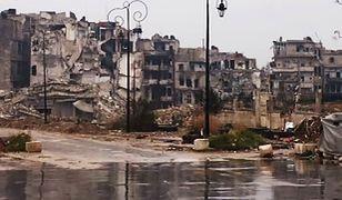 Syria: Ostrzał rakietowy w Aleppo. Są ranni