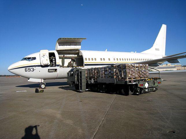 Boeing 737 - zdaniem ekspertów potrzeba aż 8000 takich maszyn, by myśleć o dostawie szczepionki na COVID-19