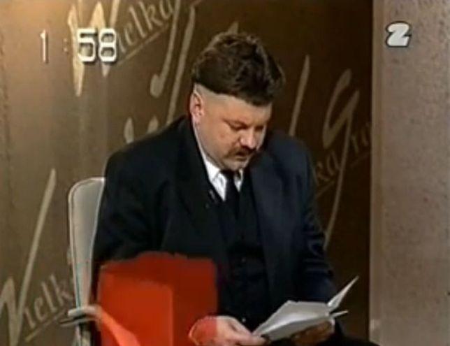 Na teleturniejach zarobił kilkaset tysięcy złotych