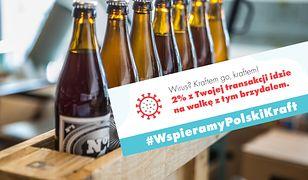 Biznes piw rzemieślniczych przeżywa trudny czas w związku z pandemią koronawirusa.