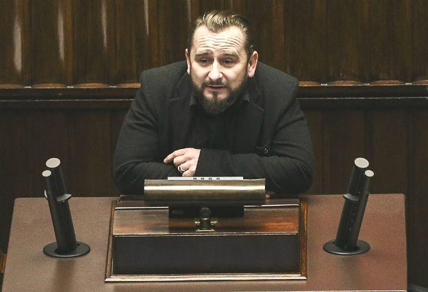 Poseł Piotr Liroy-Marzec