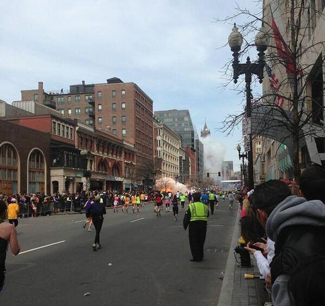 Run For Boston - szlachetna inicjatywa